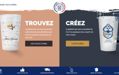 Legobeletfrancais.fr révolutionne le gobelet réutilisable