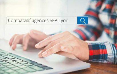 Notre comparatif des agences SEA de Lyon !